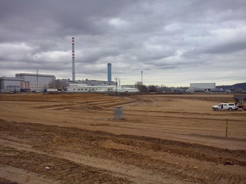 Volkswagen Slovakia – rozširovanie závodu