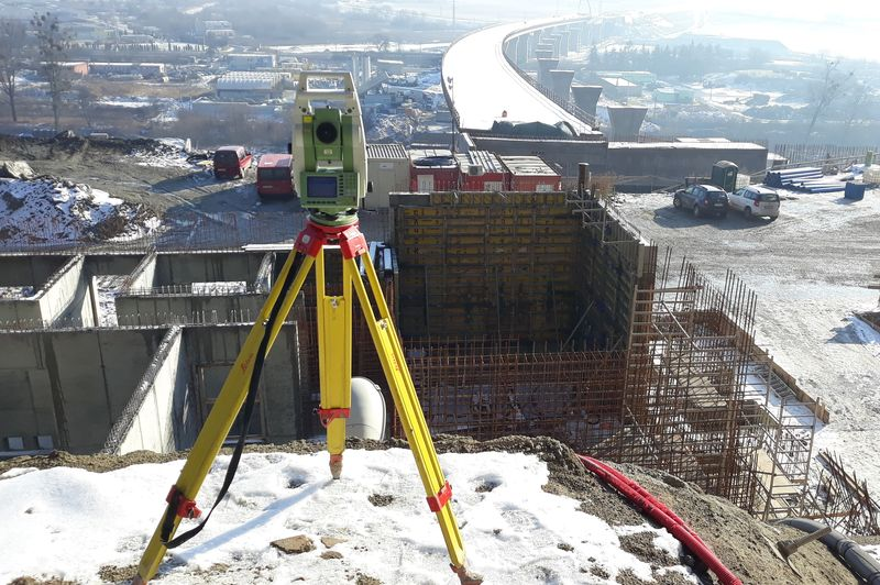 Geodet a kartograf stavebno-technického dozoru